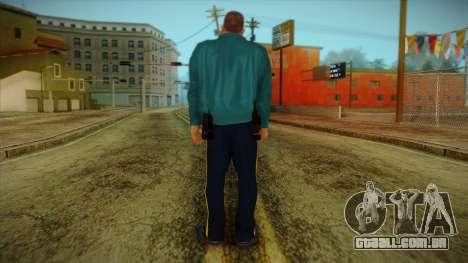GTA 4 Emergency Ped 3 para GTA San Andreas segunda tela