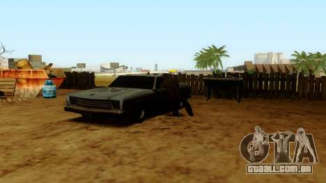 Recuperação de estações de Los Santos para GTA San Andreas sexta tela
