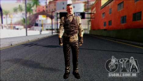 Outlast Skin 2 para GTA San Andreas