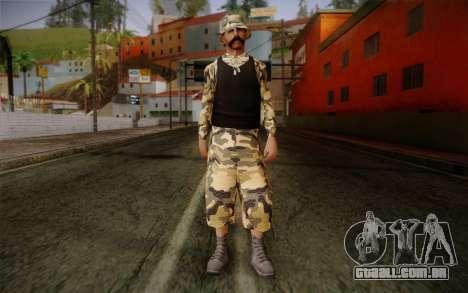 Ginos Ped 14 para GTA San Andreas