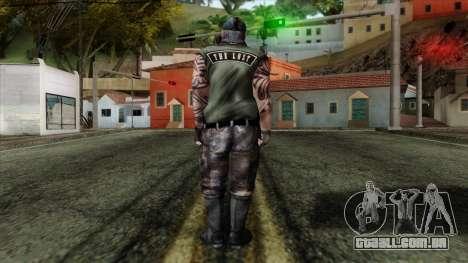 GTA 4 Skin 11 para GTA San Andreas segunda tela
