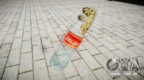 Coquetel Molotov-Nuka Cola para GTA 4 segundo screenshot