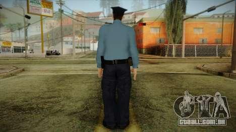 GTA 4 Emergency Ped 11 para GTA San Andreas segunda tela