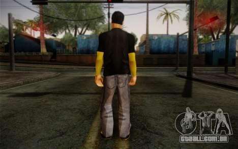 Ginos Ped 12 para GTA San Andreas segunda tela
