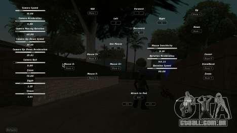 CumHunt - plugin para o vídeo para GTA San Andreas