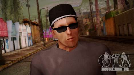 Gedimas Wmybar Skin HD para GTA San Andreas terceira tela
