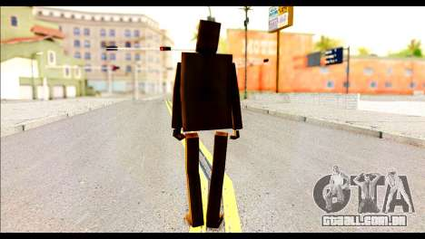 Ginos Ped 42 para GTA San Andreas segunda tela