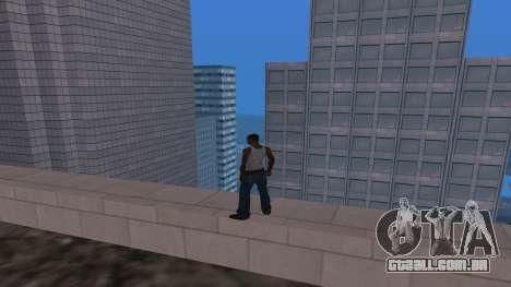 ColorMod v1.1 para GTA San Andreas por diante tela