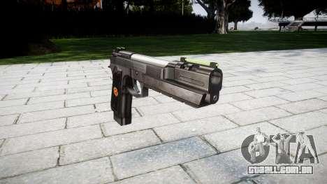 Пистолет Beretta M92 Samurai Edge S.T.A.R.S. para GTA 4