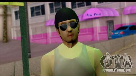 GTA San Andreas Beta Skin 6 para GTA San Andreas terceira tela