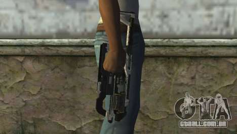 K-Volt from Crysis 3 para GTA San Andreas terceira tela