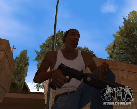 Hitman Weapon Pack v1 para GTA San Andreas