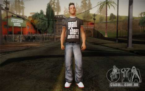 Ginos Ped 21 para GTA San Andreas