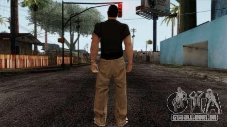 LCN Skin 2 para GTA San Andreas segunda tela