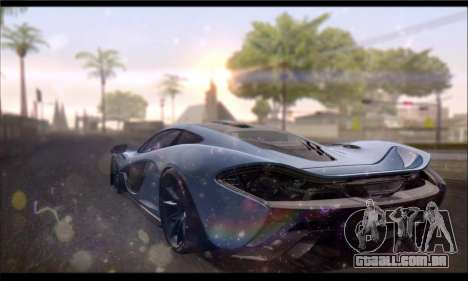 Corsar PayDay 2 ENB para GTA San Andreas terceira tela