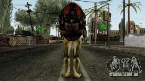 Rafael (Teenage Mutant Ninja Turtles) para GTA San Andreas segunda tela
