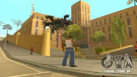 ColorMod v1.1 para GTA San Andreas terceira tela