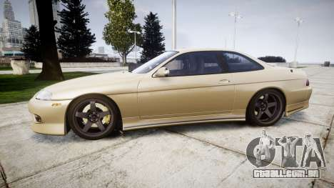 Lexus SC300 1997 para GTA 4 esquerda vista