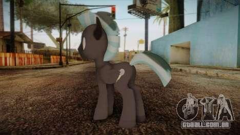 Thunderlane from My Little Pony para GTA San Andreas segunda tela