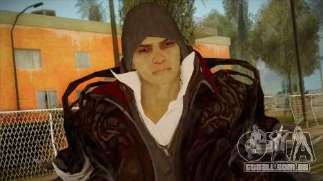 Alex Boss Hammerfist from Prototype 2 para GTA San Andreas terceira tela