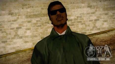 New Ryder Skin para GTA San Andreas terceira tela