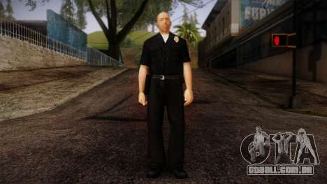 GTA San Andreas Beta Skin 9 para GTA San Andreas