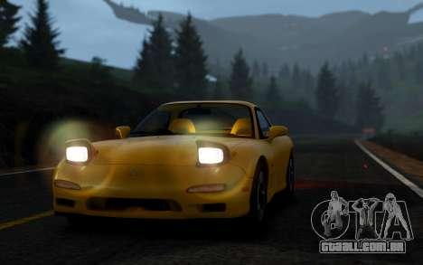 Mazda RX-7 1997 FD3s [EPM] para GTA 4 vista direita