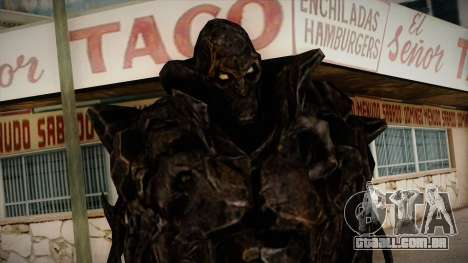 Heller Armored from Prototype 2 para GTA San Andreas terceira tela