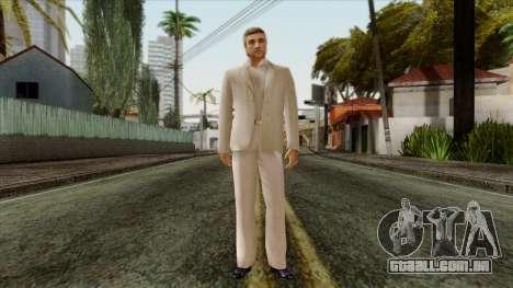 LCN Skin 1 para GTA San Andreas