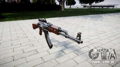 A AK-47 Colimador para GTA 4