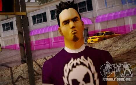 Ginos Ped 28 para GTA San Andreas terceira tela