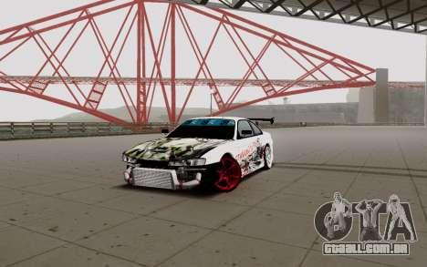Nissan Silvia S14 VCDT V2.0 para GTA San Andreas