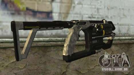 K-Volt from Crysis 3 para GTA San Andreas segunda tela