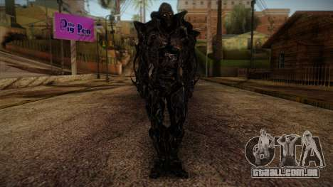 Heller Armored from Prototype 2 para GTA San Andreas