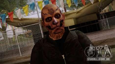 Gedimas Bjorn Skin HD para GTA San Andreas terceira tela