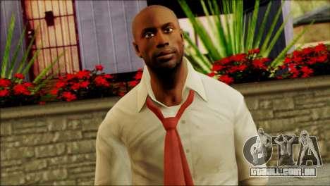 Left 4 Dead Survivor 2 para GTA San Andreas terceira tela