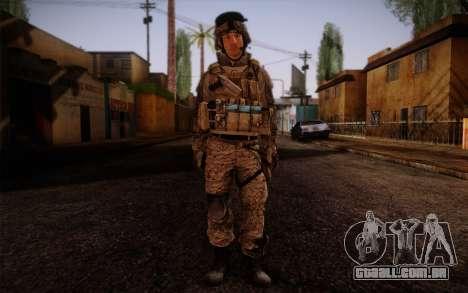 Campo from Battlefield 3 para GTA San Andreas