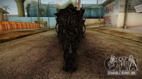 Heller Armored from Prototype 2 para GTA San Andreas segunda tela