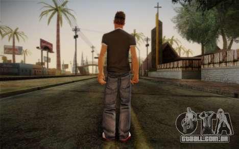 Ginos Ped 21 para GTA San Andreas segunda tela