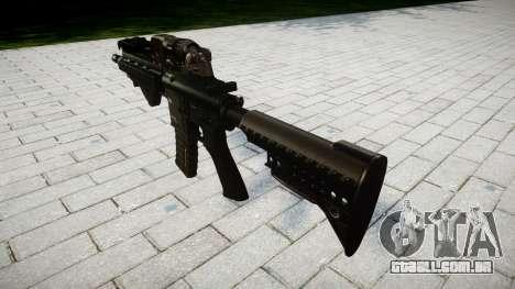 Rifle HK416 CQB alvo para GTA 4 segundo screenshot