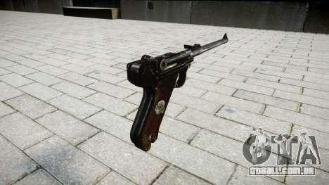 Arma de artilharia Lange R para GTA 4 segundo screenshot