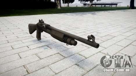 Fuzil de combate Benelli M3 Conversível para GTA 4