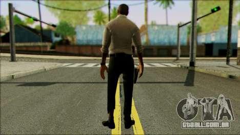 Left 4 Dead Survivor 2 para GTA San Andreas segunda tela