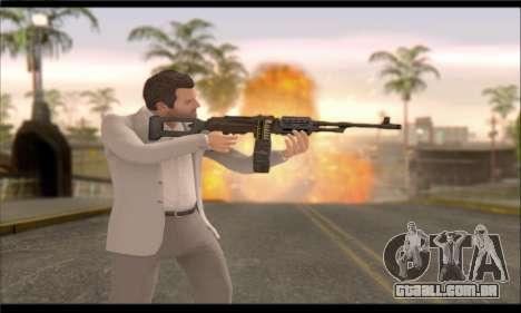 Corsar PayDay 2 ENB para GTA San Andreas sexta tela