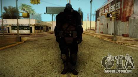 Super Soldier from Prototype 2 para GTA San Andreas