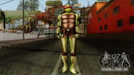 Rafael (Teenage Mutant Ninja Turtles) para GTA San Andreas