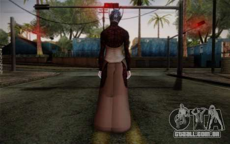 Benezia Beta Final from Mass Effect para GTA San Andreas segunda tela