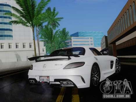 ENBSeries para PC fraco v4 para GTA San Andreas quinto tela