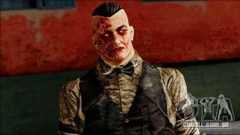 Outlast Skin 2 para GTA San Andreas terceira tela