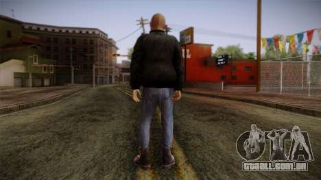 Gedimas Bjorn Skin HD para GTA San Andreas segunda tela
